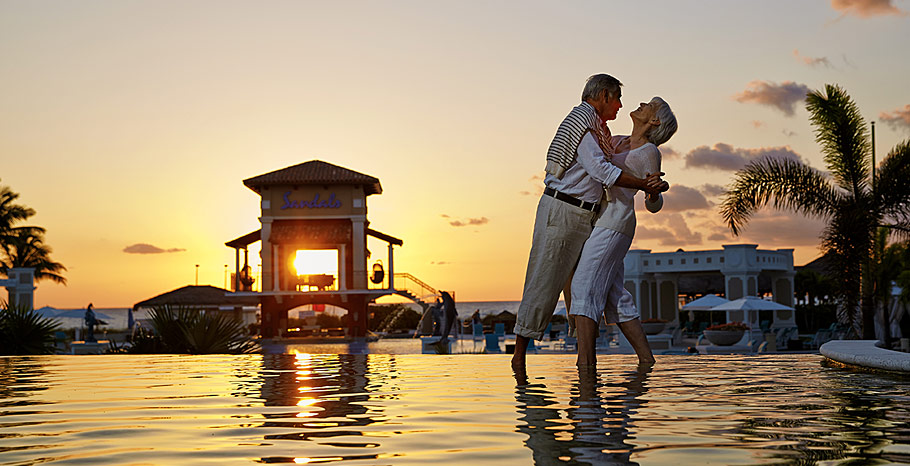Dance as if No One is Watching at Sandals