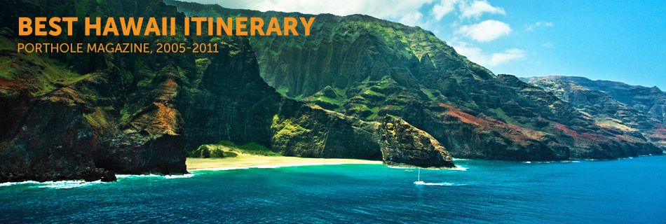 best-hawaii-itinerary cruise