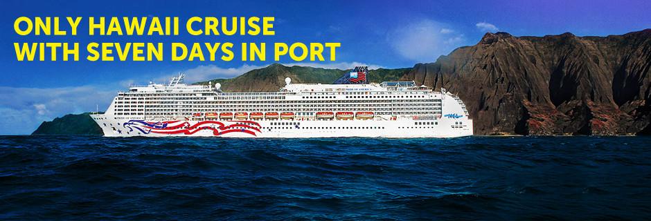 All Inclusive Cruise To Hawaii By Norwegian Cruise Line - Cruise ships hawaii