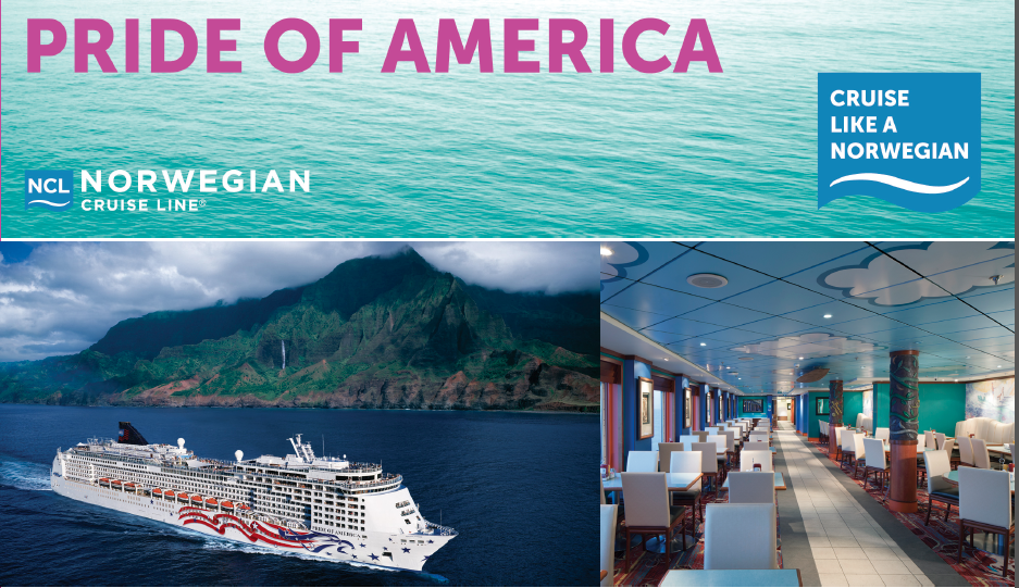 Hawaii 7 day Cruise