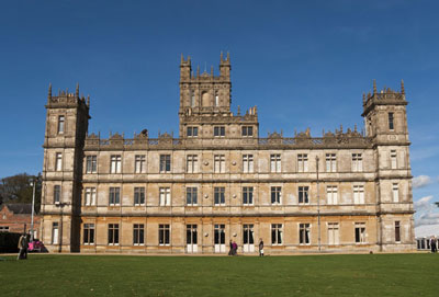 all inclusive tour in downtown abbey