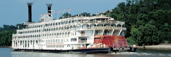 US River Cruises American Queen