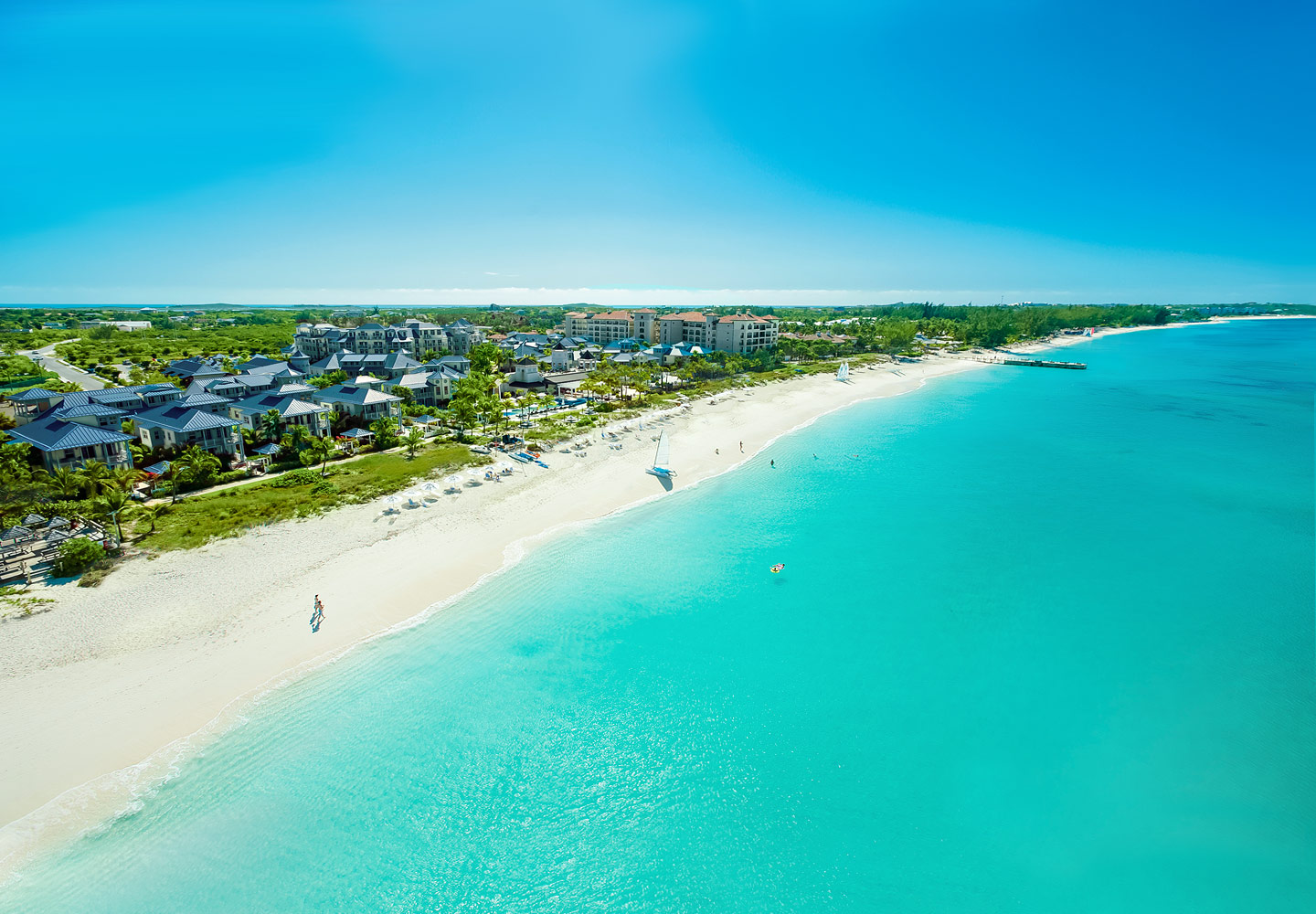 Grace Bay Wide Beach - Best Beaches in the World for 2015
