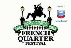French Quarter Festival 2015