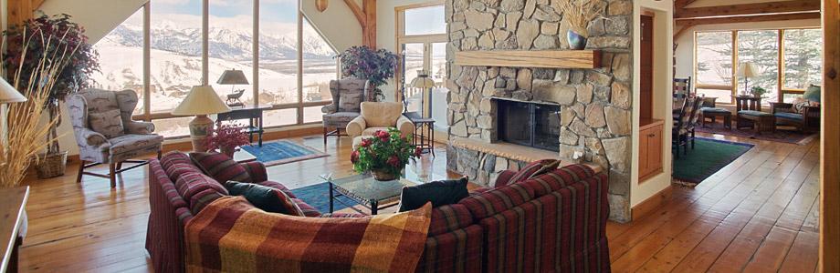Spring Creek Ranch Villa CottonwoodsGreatRoom