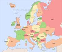 Virtual Tour of Europe