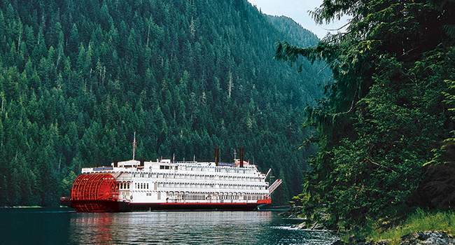 pacific northwest river cruise