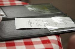 Protecting in Restaurants